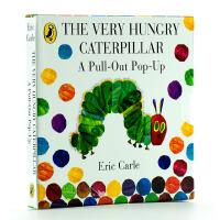 【中商原版】好饥饿的毛毛虫 立体书The Very Hungry Caterpillar英文原版