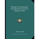 【预订】Beitrage Zur Stratigraphie Und Tektonik Des Gerecse-Geb