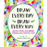 每日绘画 英文原版 Draw Every Day Jennifer Orkin Lewis Abrams Noteri