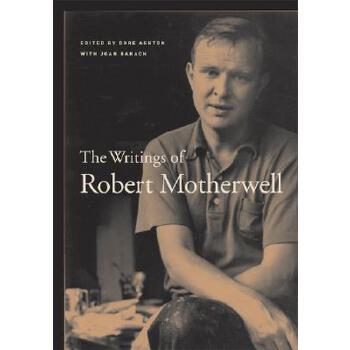 【预订】The Writings of Robert Motherwell 美国库房发货,通常付款后3-5周到货!