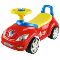 儿童扭扭车宝宝带音乐滑行车小孩溜溜车猪仔车学步车
