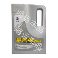 长城润滑油 金吉星J400 升级 SM级 10W-40润滑油