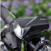 照明车灯尾灯安全夜骑德国STVZO认证前灯 自行车前灯山地车