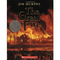 英文原版 The Newbery Honor Books 1996: The Great Fire 大火(纽伯瑞银奖小说)