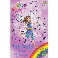 Rainbow Magic: The Green Fairies 79: Isabella the Air Fairy 彩虹仙子#79:绿植仙子9781408304754