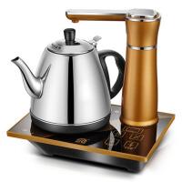家用304不锈钢烧水电茶壶自动上水壶电热水壶