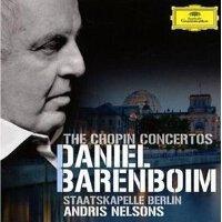 [现货]进口CD:肖邦:钢琴协奏曲/巴伦波姆 CD 4779520