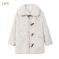 【3折到手价:210元】爱客通勤毛绒外套YA1845W041外套