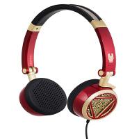 EDIFIER漫步者 H691音乐立体声折叠式头戴式耳机酷红