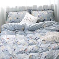 君别床上用品四件套少女心1.5米床品套件床单被套2三件套