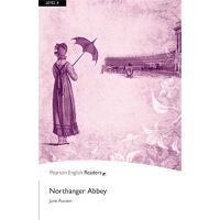 Level 6: Northanger Abbey Book and MP3 Pack [平装] Austen, Ja