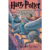 Harry Potter And The Prisoner of Azkaban 《哈利・波特和阿兹卡班的囚徒》(美国版,平装) ISBN 9780439136365