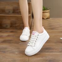 女鞋运动鞋高帮鞋单鞋厚底隐形内增高休闲鞋子学生鞋