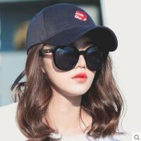 鸭舌帽女网红同款时尚韩版潮刺绣嘻哈帽子女士户外运动新品防晒遮阳棒球帽