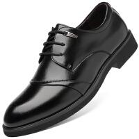 波图蕾斯皮鞋男鞋当季热销英伦系带正装鞋商务休闲皮鞋婚鞋