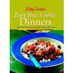 【预订】Betty Crocker's Easy Slow Cooker Dinners: Delicious Din