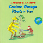 Curious George Plants a Tree 好奇猴乔治种树 9780547297767