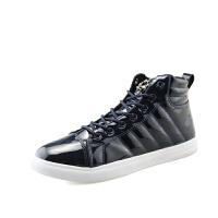 耐克运动透气英伦风休闲皮鞋青年男鞋子系带青春潮流时尚男士潮鞋