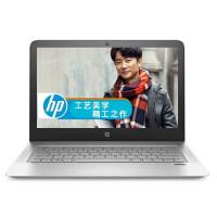 惠普(HP)ENVY 13.3英寸超薄笔记本电脑 高分屏 背光键盘 i7-6500U 13-d046TU 3K分辨率 银色 标配版 8G内存 256G固态 win10
