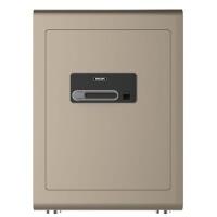 飞利浦(PHILIPS) 保险柜箱3C家用办公指纹电子密码锁PH4系列 D-55PH4 高55厘米 86KG
