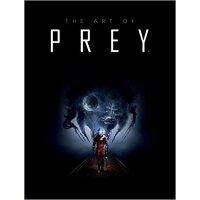 [现货]掠食游戏艺术画册设定集 英文原版 The Art of Prey 精装大开本 PS4 XBoxOne Arka