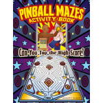 Pinball Mazes Activity Book