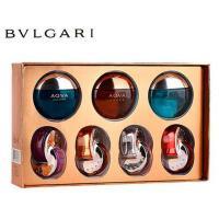 Bvlgari/宝格丽 迷你香氛套装 5ml*7 Q版香水礼盒套装