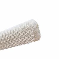 床垫防滑防跑被褥榻榻米防滑垫家用固定器 硅胶薄床上 止滑垫网布 米白色