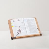 网易严选 桌面便携木质阅读架