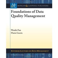 Foundations of Data Quality Management (Synthesis Lectures