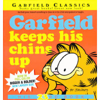 Garfield Keeps His Chins Up加菲猫系列 ISBN9780345525598