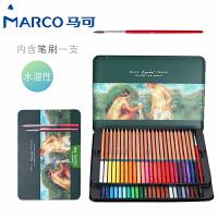 MARCO/马可 3120-48TN 雷诺阿系列/专业水溶性彩色铅笔/48色 彩铅手绘素描涂鸦填色套装小学生绘画美术用