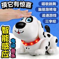电动小狗儿童玩具1-2-3-4-5-6-8周岁7男孩男宝宝益智女孩小孩礼物