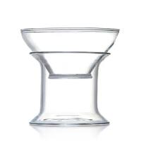 茶漏滤茶器过滤网茶道茶滤网手工耐热玻璃功夫茶具 隔茶叶过滤器