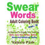 【预订】Swear Words Adult Coloring Book: An Exercise to Engage