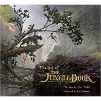 现货 英文原版 The Art of Jungle Book 奇幻森林电影画册设定集