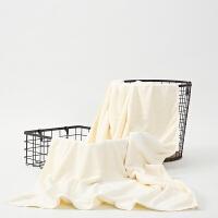 珊瑚绒强吸水毛巾儿童婴儿家用柔软情侣美容院裹胸大浴巾 75x150cm