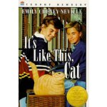 Trophy Newbery: It's Like This, Cat