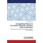 Competing Phases in Correlated Electron Systems with Frustr