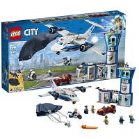 【当当自营】乐高LEGO 城市组CITY系列 60210 空中特警基地