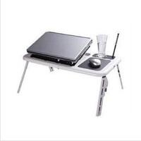 20191216110932827笔记本电脑桌床上折叠本 小书桌子懒人桌带风扇散热器 XP5101