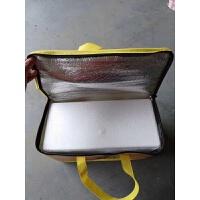 大闸蟹中号铝箔无纺布保温袋螃蟹泡沫箱收纳袋空礼品盒防水包装