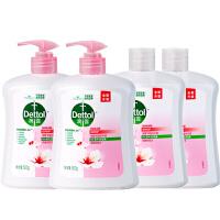 Dettol滴露 健康抑菌洗手液 植物呵护 特惠装 500g/瓶 送 300g补充装