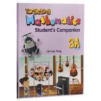 【中商原版】【新加坡数学教材】Targeting Mathematics Students Companion 3A