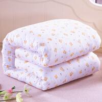 纯手工棉花被子单人棉絮棉被加厚冬季保暖冬被儿童春秋被芯垫被褥 230x250cm 特大双人被