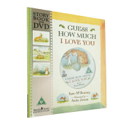 Guess How Much I Love You 猜猜我有多爱你(书+DVD)