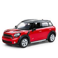 【当当自营】星辉rastar 1:14宝马MINI遥控汽车 遥控车玩具可USB充电 儿童玩具汽车72560红色