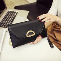 手包斜挎女包链条小包包韩版个性时尚百搭气质手拿包女潮