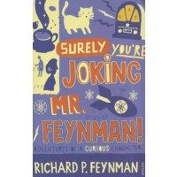 英文原版 别逗了费曼先生 Surely You're Joking Mr Feynman 别闹了 费曼先生:科学顽童的