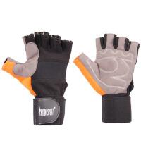 运动健身手套 男女半指运动手套 健身训练哑铃举重护腕手套 请按照描述选择尺码